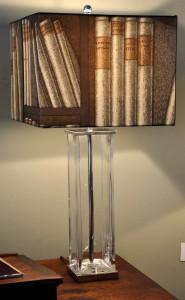 wallpaper empiric lamp. lead